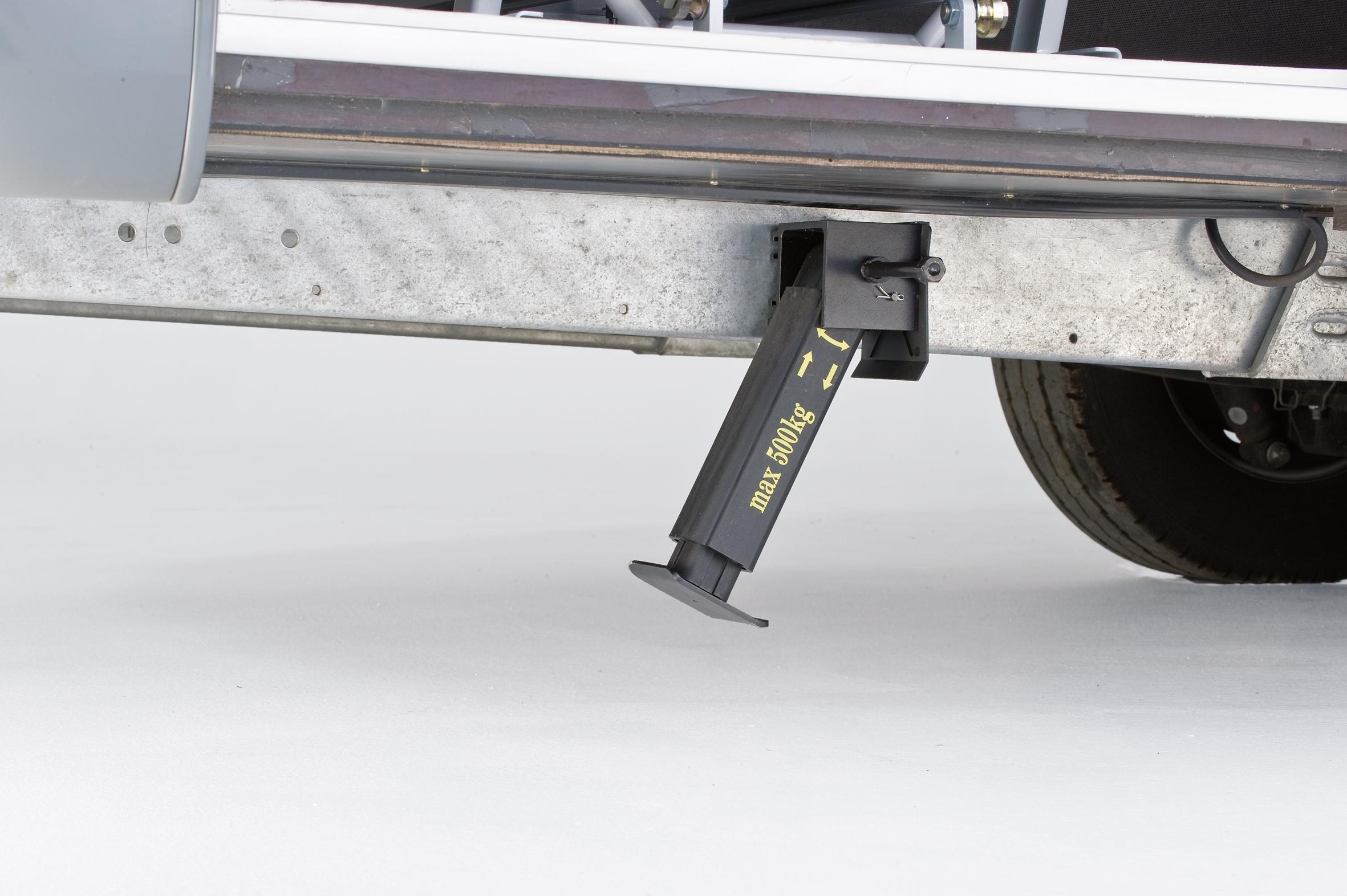 caravantechnik.de - SAWIKO Arex Light II Stützen für die Hinterachse